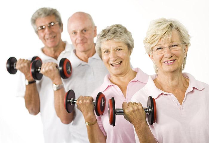 Боли при остеопорозе устраняют с помощью ЛФК