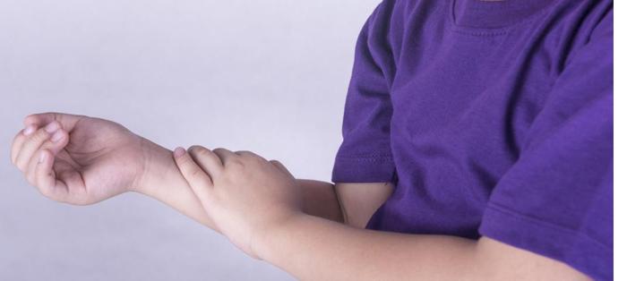 Артроз у детей протекает примерно так же, как у взрослых