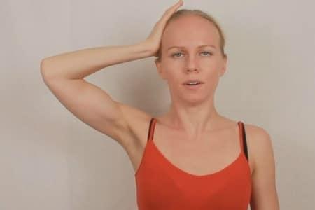 Тренировка мышц шеи из курса &quot,Секреты здоровой шеи&quot,