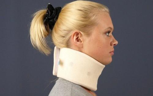 Ортопедический воротник при шейном остеохондрозе на фоне беременности