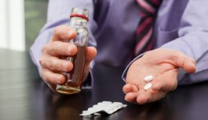 Совместим ли Ново-Пассит и алкоголь
