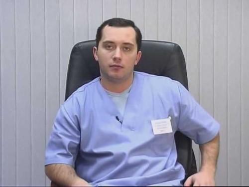 Доктор А. Ю. Шишонин