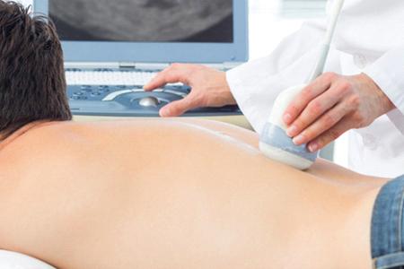 Ультразвуковая диагностика спины