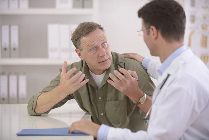 При появлении осложнений нужно незамедлительно обратиться к своему лечащему врачу