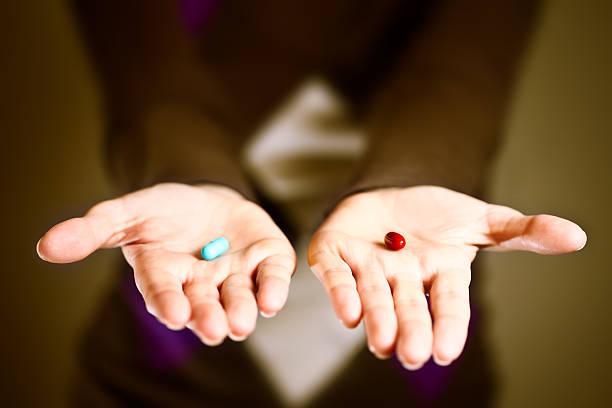 Выбор между таблетками