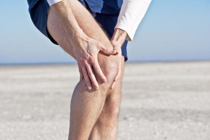 Боли при остеопорозе коленного сустава