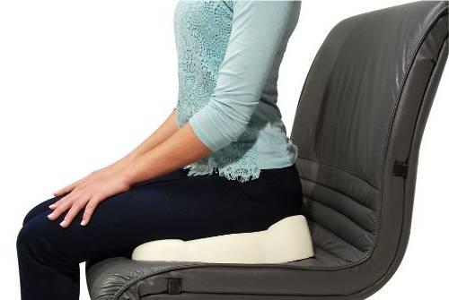 Сиденье для больных с переломом копчика