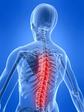 Боли в сердце часто бывают при грудопоясничном остеохондрозе