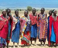 Население Кении