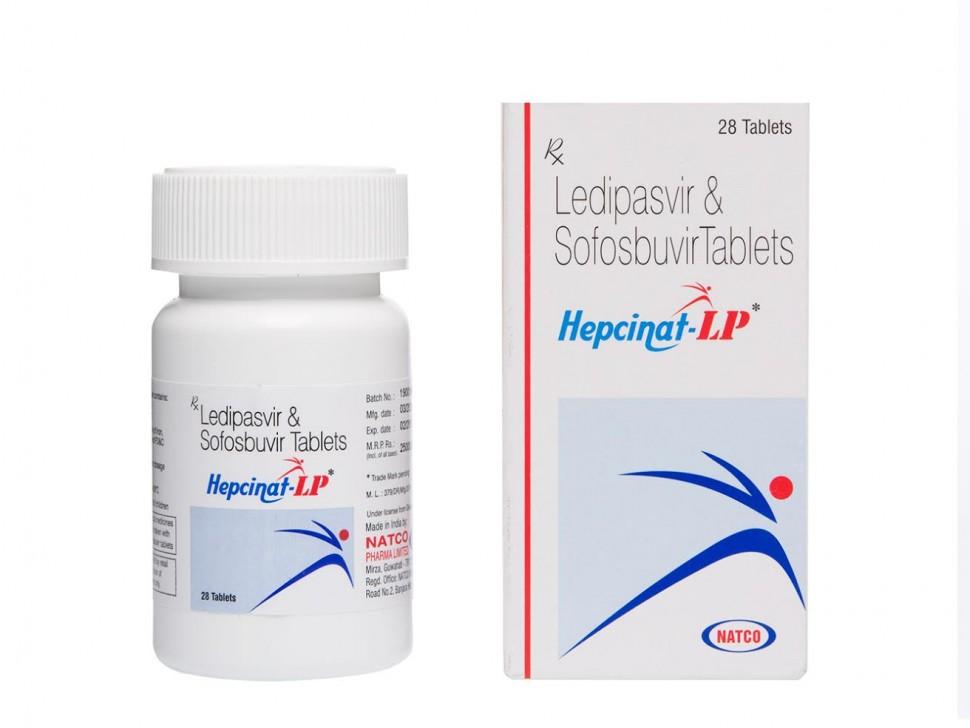 Препарат против гепатита