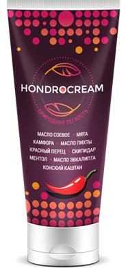 Хондрокрем сделан на основе натуральных (природных) компонентов