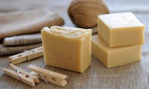 Как использовать хозяйственное мыло от папиллом